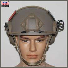 IDEAL new FAST ballistic NIJ IIIA maritime helmet in Kevlar material