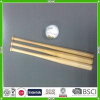 wood mini baseball bat supplier make customized logo made in China