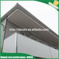 Acero prefabricada casas
