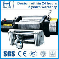 12v electric capstan winches