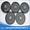 Fitness Weight Lifting Rubber Plate