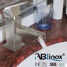 lower shape steel wash basin tap models