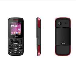 1.8 inch New 2 sim mobile phone low price china basic mobile phone