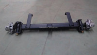Front Axle W/HUBS Golf Cart EZGO TXT 2001 1/2 And Up