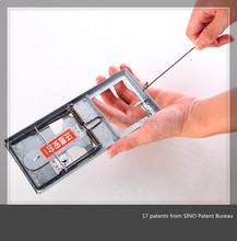 Powerful mouse trap, reusable snap rat trap, pest control products