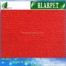 New style branded anti-tear double strips door carpet