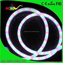 Exterior smd 5630 led neon flex manguera ip65 230 v