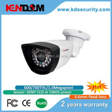 CCTV waterproof camera HD digital Bullet Camera with CMOS sensor security camera
