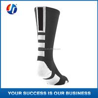 fancy compression sock sport basketball socks slimming compression socks