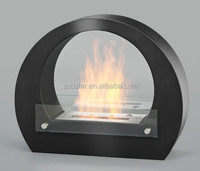 Free Standing Bioethanol Fireplace