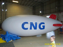 2015 hot sale cheap advertising Tubo giant inflatable airship / helium balloons for outdoor advertising