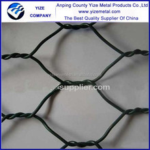 """Anping factory 2""""/2.5"""" stainless steel hexagonal wire mesh for poultry farm"""