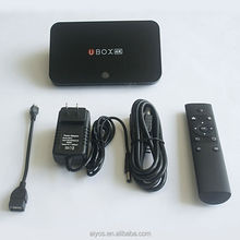 2014 newest quad core smart android tv box can watch video/film/tv online with 2g/8g memory support XBMC