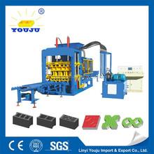 Dongyue coal dust brick making machine QT6-15 fully automatic concrete block making machine price
