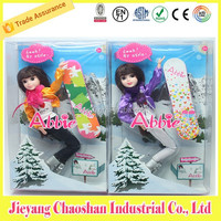 Hot Popular Plastic Toy Custom Printed Face Inflatable Doll Wholesale