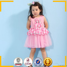 2015 Summer pretty girl dress kids dress Casual toddlers beautiful cotton dresses