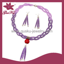 2015 FSNS-006 Newest design stardust necklace, custom unique stardust necklace