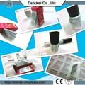 auto adhesivo de papel adhesivo transparente