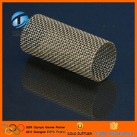 Woven Wire Mesh Filter Tube