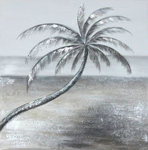 natural scenery oil painting