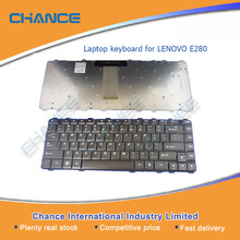 Hot sale Laptop keyboard for lenovo E280 in stock, brand new and original laptop keyboard