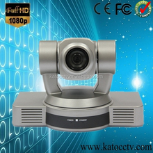 Point To Point Video Conferences 1080p optical zoom camera auto focus HD 3.0mp 20x PTZ 1080p hd zoom lens webcam (KT-HDC)