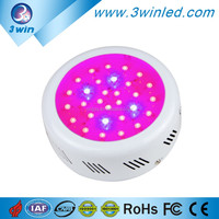 Mini UFO 90w LED grow light for green house/hydroponics/medical plants/vegetables/flowers/corals/growing tomato