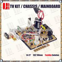 tv mainboard with single ic La76931