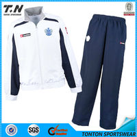 design new cheap sports branded tracksuits
