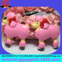life size resin sheep