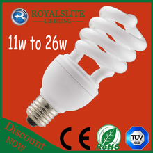 11w,26w CFL Bulb with CE,Rohs Certificate