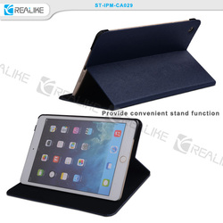 Fast shippment 7.9 inch protective cover for ipad mini 3/2/1 case,7.9 inch filp leather case for ipad mini 3