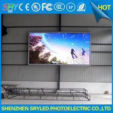 SRY indoor monitor led display indoor full color rgb p6 led panels p6 indoor full color smd led panel