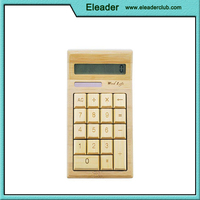 wood big size desktop graphing calculator