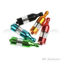 WholesaleLarge vapor 4ML capacity x9 tank atomizer
