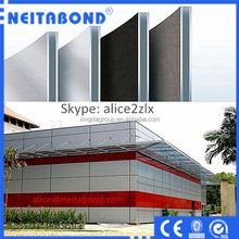 Construction Building Material/Linyi Aluminum Composite Panel Manufacturer with PE Coated/Brand Neitabond
