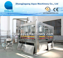 Aqua machinery--Automatic Natural/Mineral Water Bottle Filling Plant