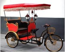 electric three wheeler auto battery bicycle rickshaw price for 2 passenger