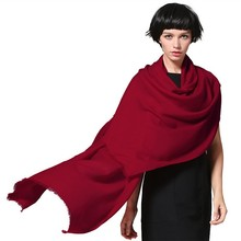High quality solid color pashmina for pashmina scarves wholesale