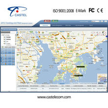 Web Based GPS Tracking Software 3G GPS TRACKER