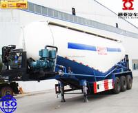 Manufacturer Tongya 3 axles cement silo truck