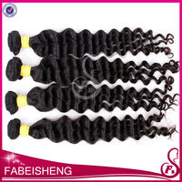 Hot selling brazilian hair body wave extensions de cheveux humains vierges