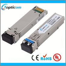 Nice Price Single Mode Lc Connector 1.25G Sfp Transceiver Reach 80 Km