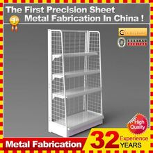 Custom acrylic cake display shelf,high quanlity with ISO9001