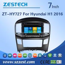 Alibaba factorysale car radio navigation system for Hyundai H1 Starex car radio gps navigation+DVD+GPS+BT+RDS+audio 800mhz