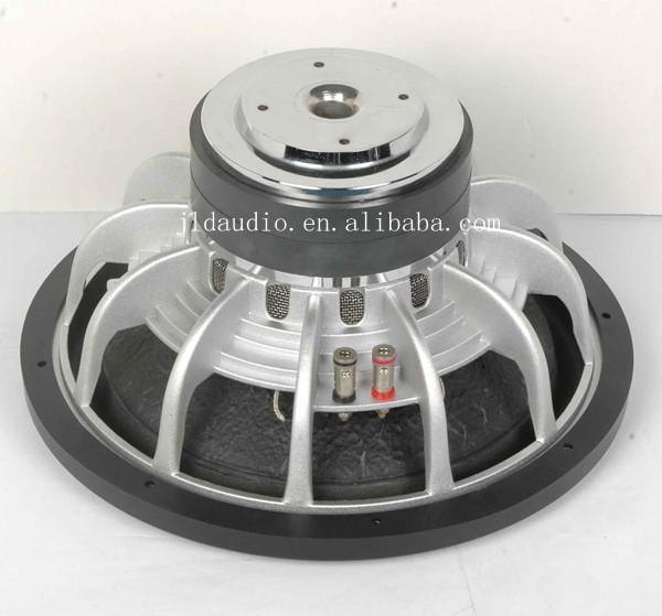 Made In China shallow subwoofer Mount subwoofer aluminum frame Slim subwoofer