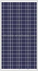 rugged and durable 110 watt poly solar panel