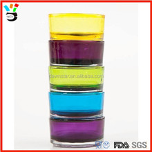 cheap price small coloured tea light holders