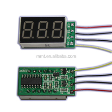 Ohm Tester PCB for Atomizer Resistance Voltage Meter Printed Circuit Board