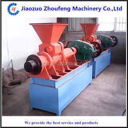 Hot Product!low Cost And Saving Labor Coal And Charcoal Extruder Machine